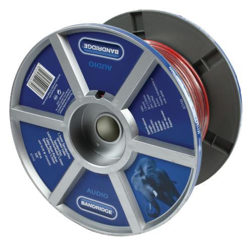 Bandridge LC1152 SpeakerFlex Luidsprekerkabel van 1,5 mm²