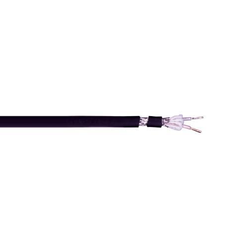 Bandridge LC4220 5,5mm Geblanceerde MicroFlex Microfoon Kabel 100.0 m