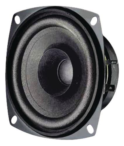 "Visaton 2021 Full-range luidspreker 10cm (4"") 8 Ohm"