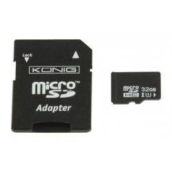 König CSMSDXC64GB MicroSDXC geheugenkaart Class 10 64 GB