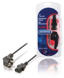 Bandridge BPL2302 IEC-stroomsnoer 1.8 m