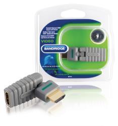 Bandridge BVP103 Roteerbare Hoge Snelheids HDMI Adapter met ethernet