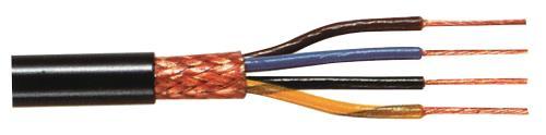 Tasker C4035 Datakabel 4 x 0,35 mm² op rol van 100 m
