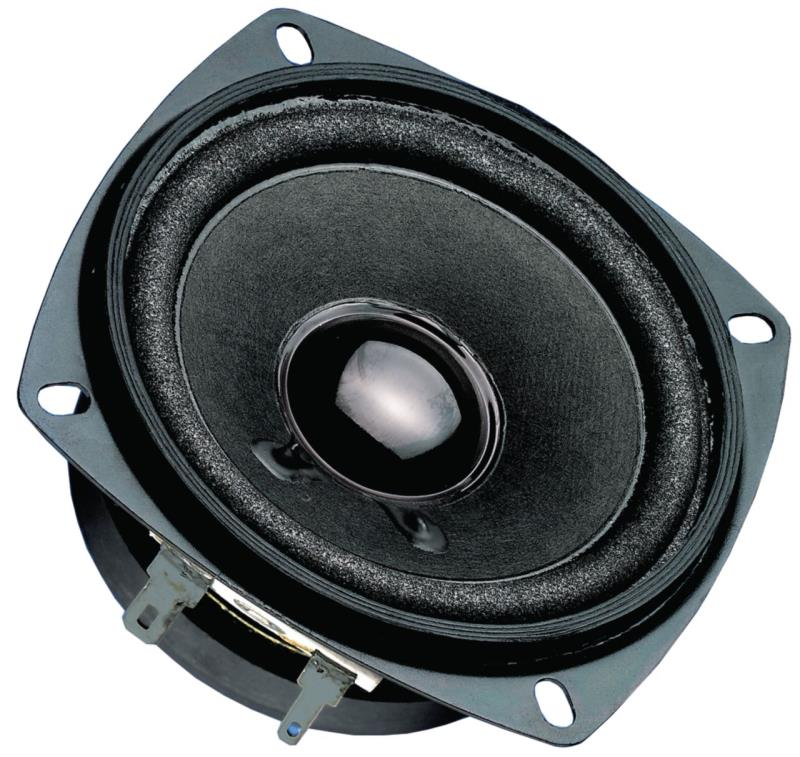 "Visaton 2008 Full-range luidspreker 8 cm (3.3"") 8 Ohm"