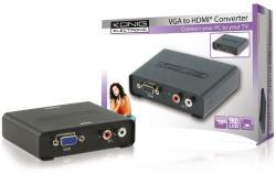 König KN-HDMICON21 VGA naar HDMI omvormer