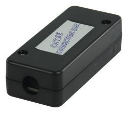 Valueline VLCP89800B UTP ethernet verbindingsbox