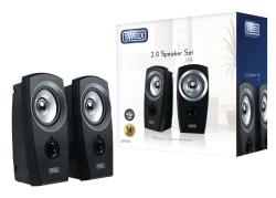 Sweex SP040 Sweex 2.0 speakerset USB