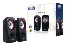 Sweex SP041 Sweex 2.0 speakerset USB