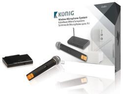 KN-MICW512 Draadloos microfoonsysteem