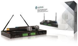 KN-MICW621 Draadloos 16-kanaals microfoonsysteem