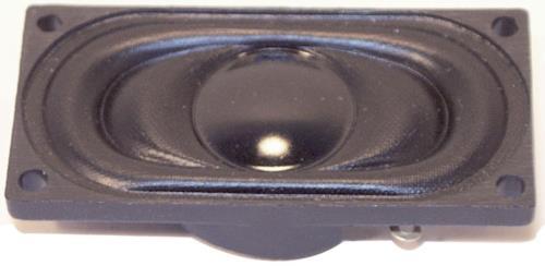 Visaton K 20.40 8 OHM Miniature loudspeaker 8 ? 2 W