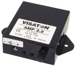 Visaton AMP 2.2 Stereo amplifier with level controls