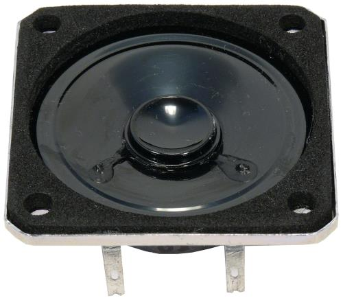 "Visaton K 50 SQ Miniature speaker 5 cm (2"") 8 ? 3 W"