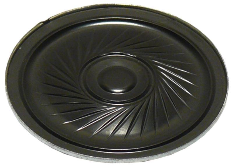 "Visaton K 40, 8 OHM Small speaker 4 cm (1.6"") 8 ? 2 W"