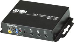 Aten VC182 VGA to HDMI converter with scaling function