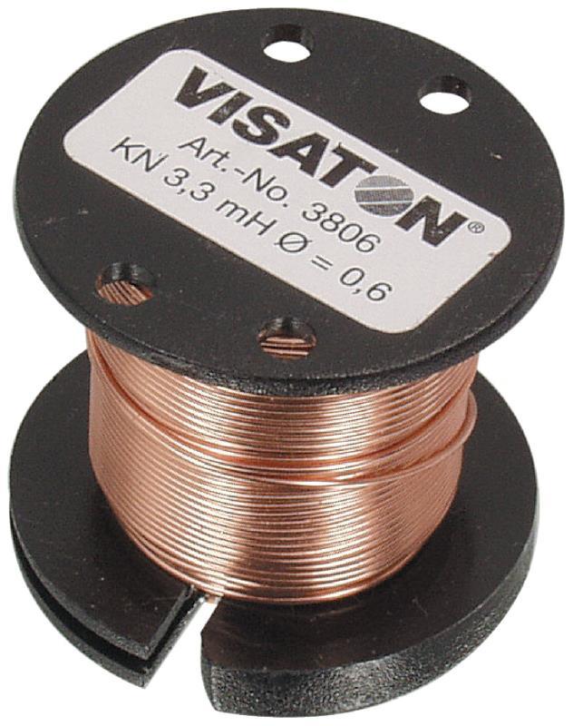 Visaton 3806 KN spoel 3.3 mH