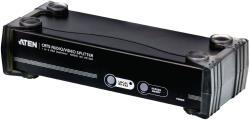 Aten VS1504T Cat. 5 audio/video/RS232 distributor 4-port