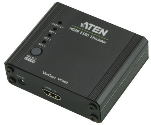 Aten VC080 HDMI EDID emulator