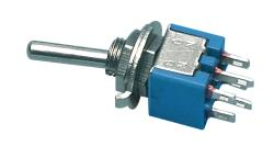Fixapart TS-02 Tuimelschakelaar 6p 125 V 3 A