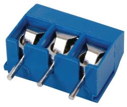 Valueline TB-002LC 3-weg terminal blok 5mm