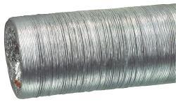 Fixapart W3-65090 Flexibele aluminium afvoerslang 152 mm 10,0 m