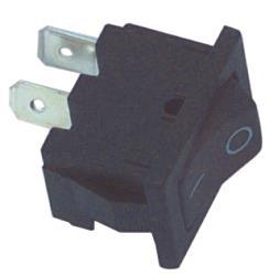 Fixapart W8-12103 Schakelaar aan / uit zwart