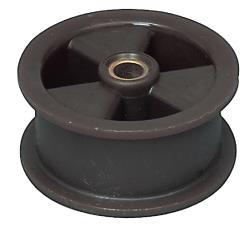 Electrolux 1250125034 Spanrol voor Zanussi wasdrogers