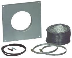 Fixapart W3-65502 Universal vent hose kit
