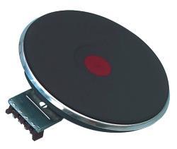 Fixapart W4-40453 Hotplate 145 mm 400V