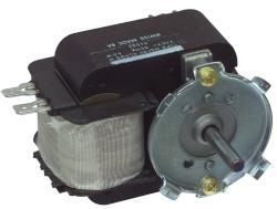 Fixapart WP-282124 Ventilator motor 40 W
