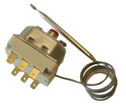 E.G.O. 55.31522.340 Overheating protector 120°C 3-Pole