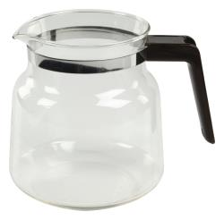Fixapart 70652 Coffee jug 1.2 L black