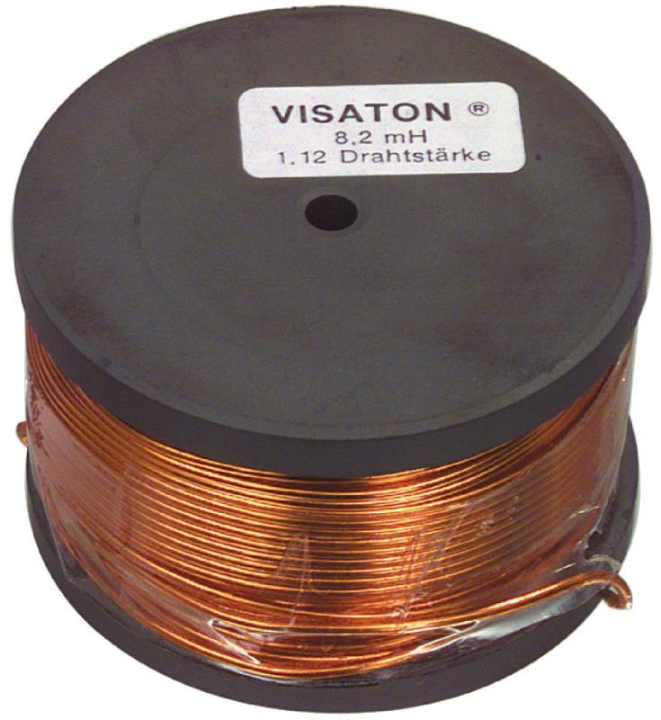Visaton 3610 LR ferriet spoel 6.8 mH