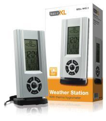 basicXL BXL-WS11 Weerstation met thermo-hygrometer