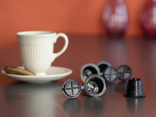 Ecopad COFFEEDUCK4N Coffeeduck Nespresso