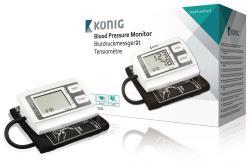 König HC-BLDPRESS22 Automatische bloeddrukmeter voor bovenarm