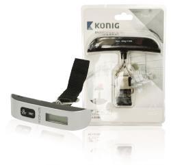 König HC-LS10N Digitale bagageweegschaal