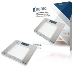 König HC-PS310N Digitale personenweegschaal