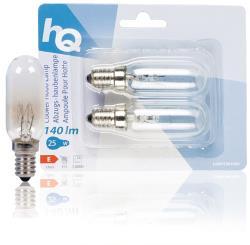 HQ LAMP CH01HQ4 Afzuigkap lamp E14 25W, 2 stuks