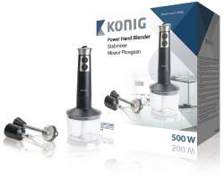 König KN-HB10 Powerstaafmixer 500 W incl. accessoires