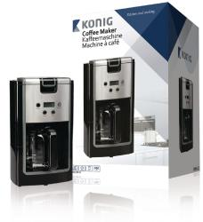 König KN-COF10 Koffiezetapparaat met timer