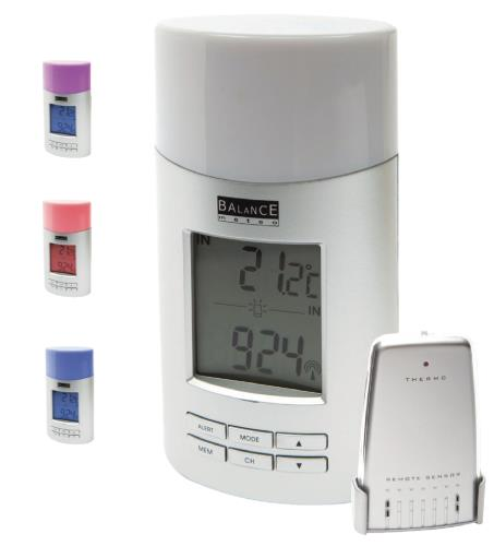 275947 Weerstation / thermo-light