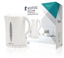 KN-WK20 Elektrische waterkoker 1.7 l wit