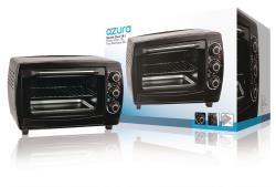 AzurA AZ-EO18L Toaster oven compact 18 l 1200 W temperatuur instelbaar