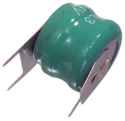 NIMH-60/2 Batterijpack NiMH 2.4 V 60 mAh
