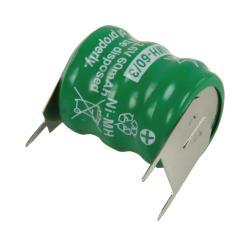 NIMH-60/3 Batterijpack NiMH 3.6 V 60 mAh