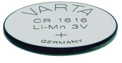 Varta 6616.101.401 CR1616 lithium batterij 3 V 50 mAh 1-blister