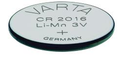Varta 6016.101.401 CR2016 lithium batterij 3 V 80 mAh 1-blister