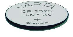 Varta 6025.101.401 CR2025 lithium batterij 3 V 170 mAh 1-blister