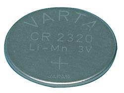 Varta 6320.101.401 Lithium batterij 3 V 135 mAh